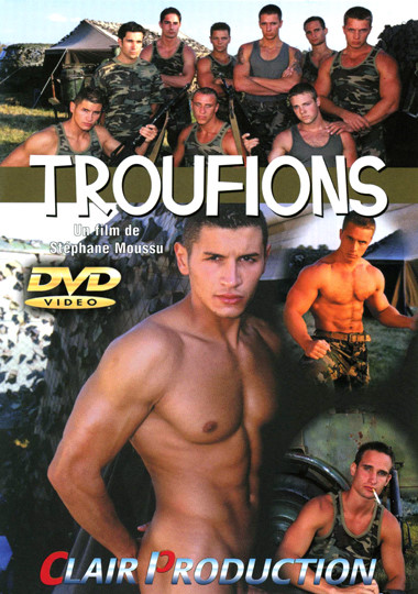 Troufions aka New Recruits Cover Front