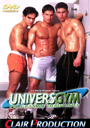 Univers Gym Programme Debutants aka Exercising Peter Cover Front