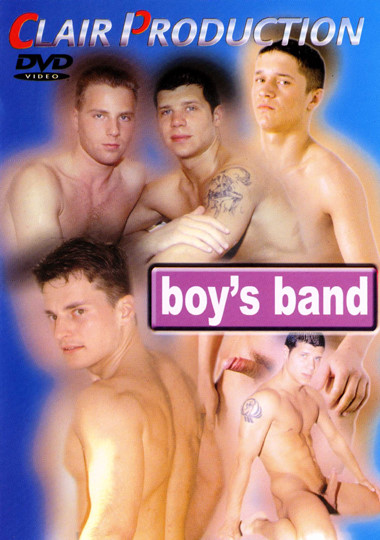 Boys Band Cover Front
