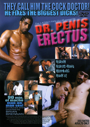 Dr. Penis Erectus Cover Front
