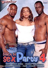 Black Bi Sex Party 4