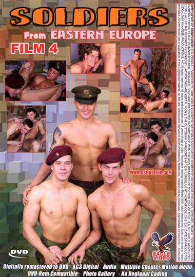Soldiers from Eastern Europe 04 Cover Back