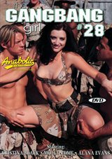 The Gangbang Girl 28
