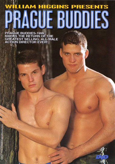 Prague Buddies 1 Cover Front