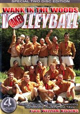 Wank In The Woods: Volleyball