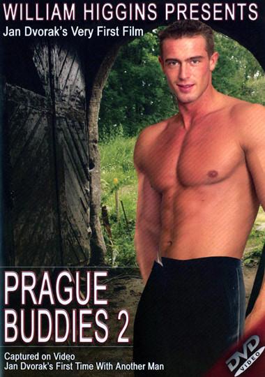 Prague Buddies 2 Verbotene Liebe Cover Front