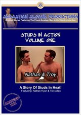 Action Scene: Nathan Ryan And Troy Allen