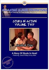 Action Scene 2:  Jacob Ridely And Troy Allen