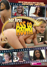 Her First Ass To Mouth