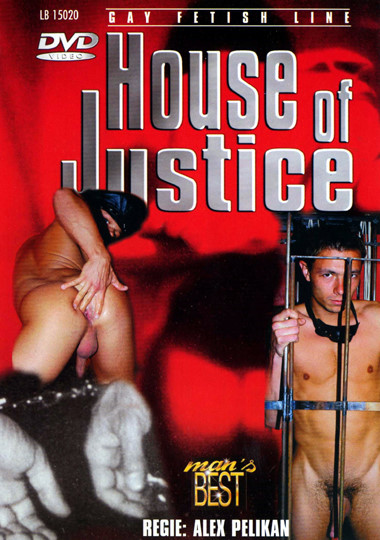 A House of Justice Cover Front