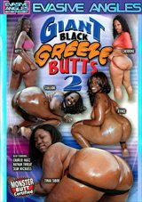 Giant Black Greeze Butts 2