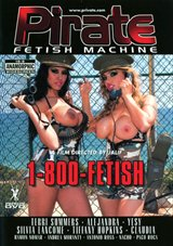 Pirate Fetish Machine 22: 1-800-Fetish