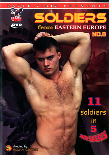 Soldiers from Eastern Europe 06 Cover Front