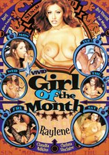 Girl Of The Month:  Raylene