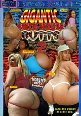 Gigantic Brick-House Butts 2