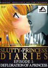 Slutty-Princess Diaries:  Defloration Of A Princess