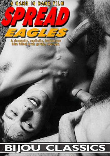 Spread Eagles Cover Front