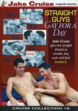 Straight Guys Gay For A Day