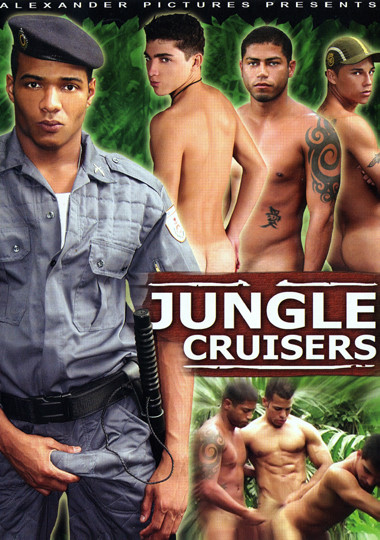 Jungle Cruisers 1 Cover Front