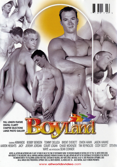 Boyland Cover Back