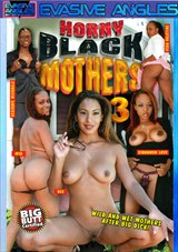 Horny Black Mothers 3