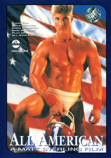 All American Cover Front