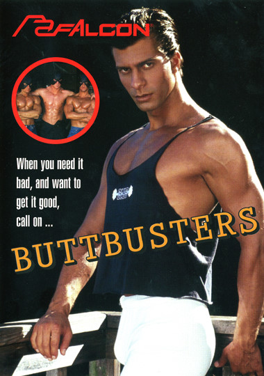 Buttbusters Cover Front