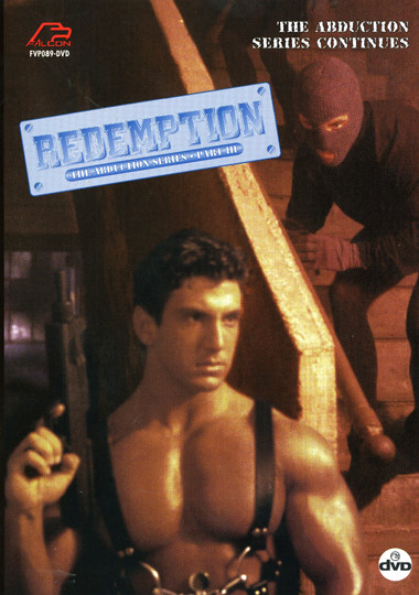 The Abduction 3 Redemption Cover Front