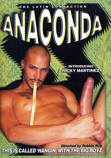Anaconda Cover Front
