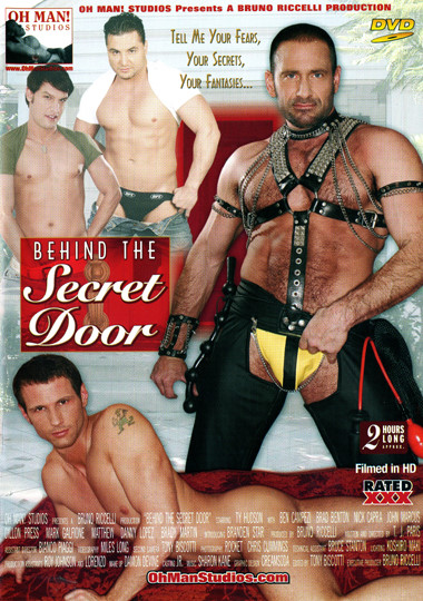 Behind the Secret Door Cover Front