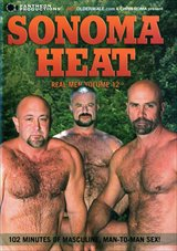 Real Men 12: Sonoma Heat