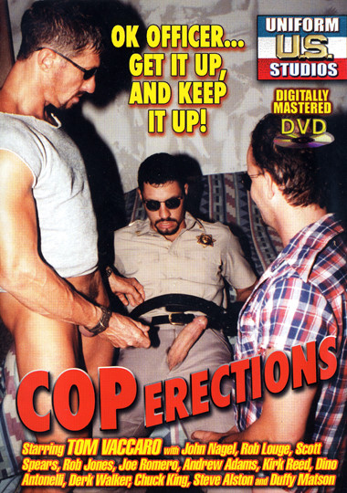 Cop Erections Cover Front