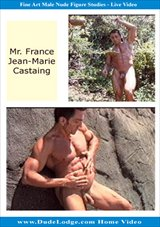 Here Cums Mr. France