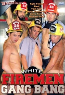 White Firemen Gang Bang