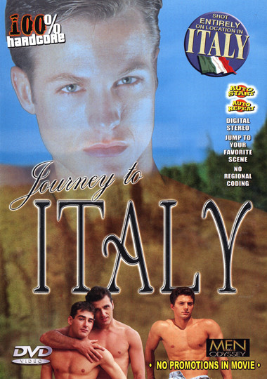 Journey to Italy 1 Cover Front