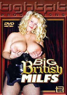 Big British MILFS cover