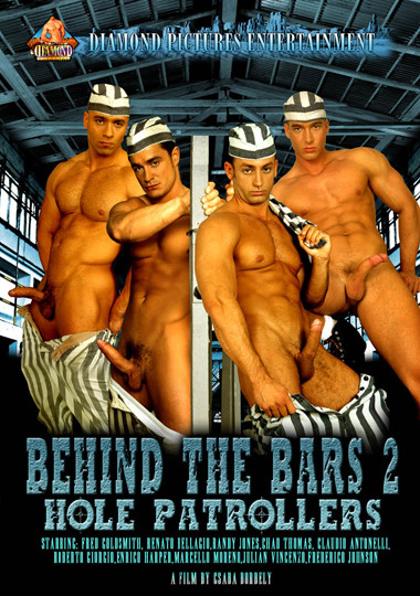 Behind the Bars 2 Hole Patrollers/Prison 2 Quartier disciplinaire Cover Front