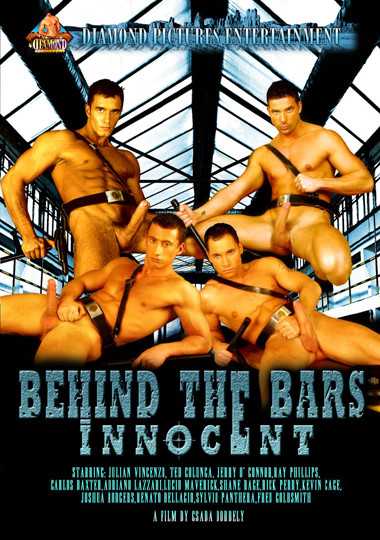 Behind the Bars 1 Innocent/Prison 1 Abus sexuels Cover Front
