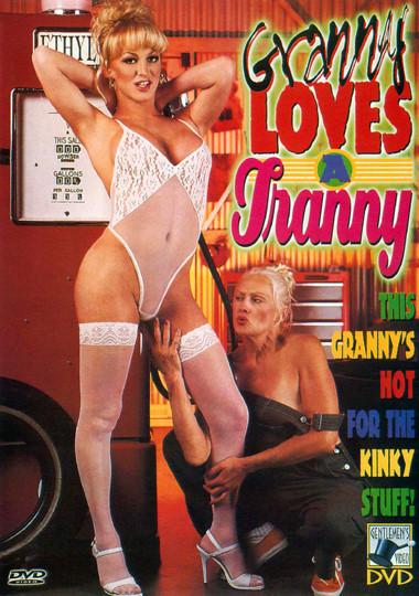 granny loves tranny