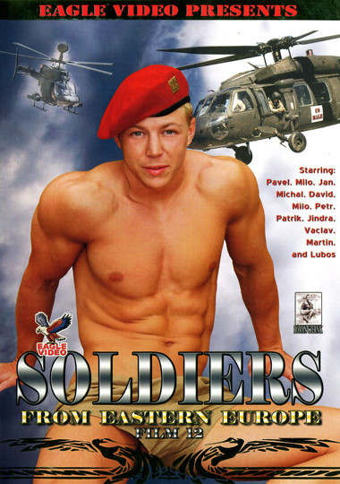 Soldiers from Eastern Europe 12 Cover Front