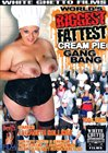 World's Biggest Fattest Cream Pie Gang Bang