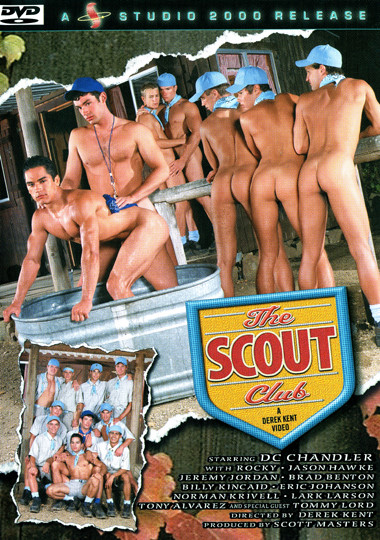 The Scout Club Cover