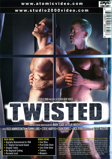 Twisted (Studio2000) Cover Back