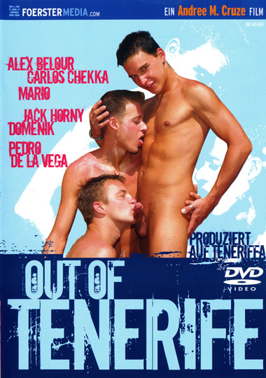 Out of Tenerife Cover Front