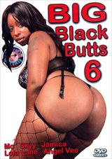 Big Black Butts 6