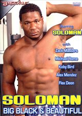 Soloman Big Black And Beautiful