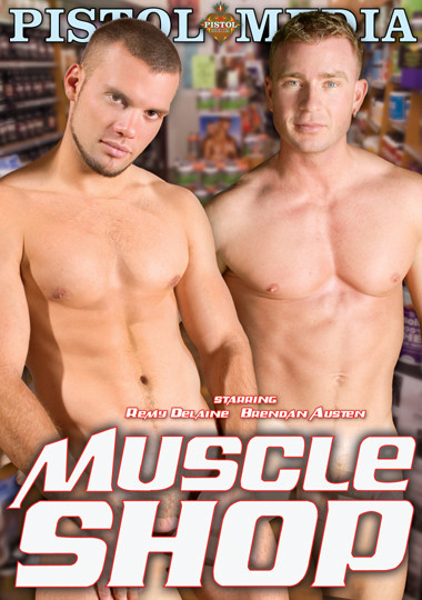 Muscle Shop Cover Front