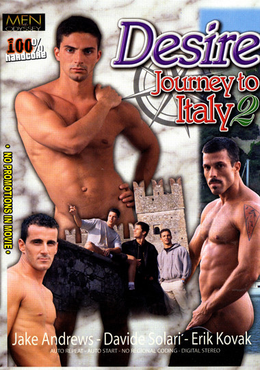 Journey To Italy 2 Desire aka The Summoner Cover Front