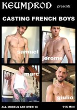 Casting French Boys
