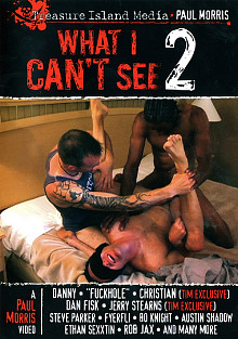 What I Can't See 2 cover